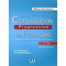 Conjugaison progressive du français 2ème édition