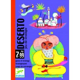 Jeux de cartes - Deserto