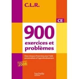 900 problèmes niveau CE – programmes 2008