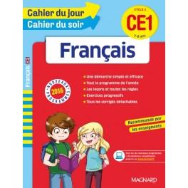 Cahier du jour cahier du soir Français CE1