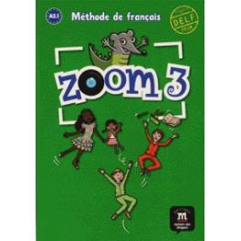 Cahier de Français Zoom 3 - Maison des Langues
