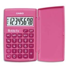 "Calculatrice ""Petite FX"" rose"