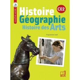 Histoire Geographie CE2 Odyssée BELIN