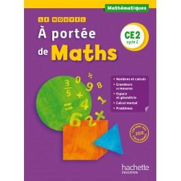 Le nouvel à portée de maths CE2