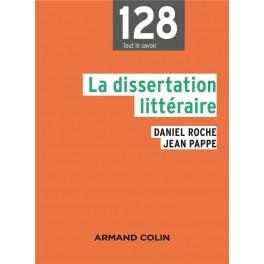La dissertation littéraire - Ma rentrée très classe