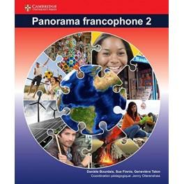 Panorama francophone Student Book 2