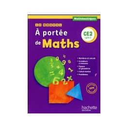 Le nouvel A portée de maths CE2