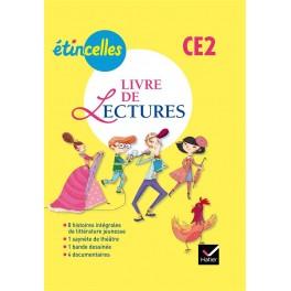 Etincelles CE2 manuel de lecture Hatier