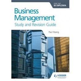 Business management: Study and revision guide