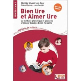 Bien Lire et Aimer Lire, Méthode de Lecture CP/CE1
