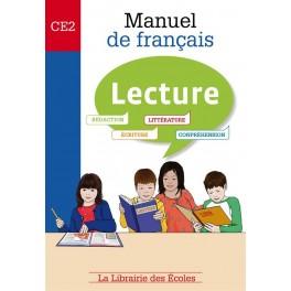 La librairie des écoles - Manuel de lecture ce2