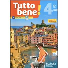 TUTTO BENE!  cycle 4 / 4e LV2 livre de l'élève (édition 2017)